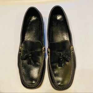 Cole Haan shoes loafers with tassels Country